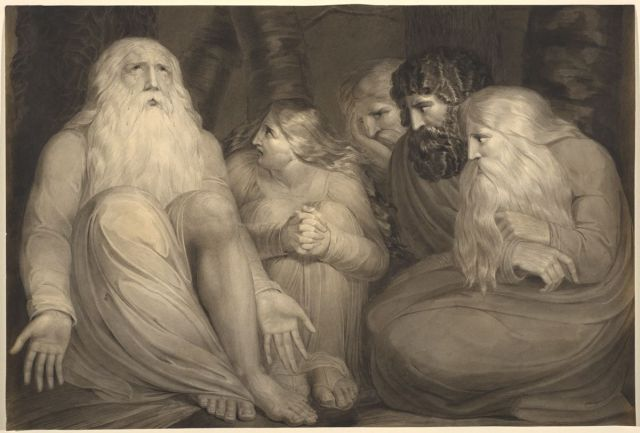 William Blake: Job's Complaint