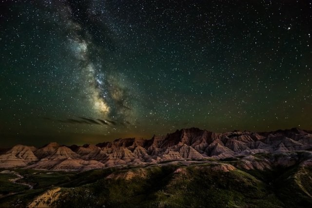 For the beauty of the Earth: Badlands National Park, South Dakota (Erik Fremstad)
