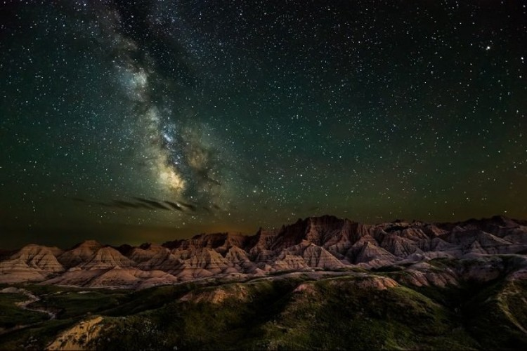 For the beauty of the Earth: Badlands National Park, South Dakota (Erik Fremstad)