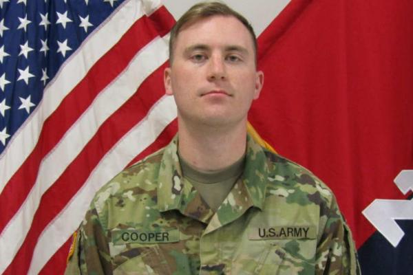First Lt. Jeffrey D. Cooper from Mill Creek, Washington has been identified by the U.S. Department of Defense as the soldier who was killed on Saturday after a vehicle crash in Kuwait. The Pentagon said Cooper was supporting the United State's anti-Islamic State operation. (Photo: U.S. Army) ¶ We could not find a picture of Warrant Officer Smith, who died while supporting the anti-Islamic State coalition Friday in Abu Dhabi, United Arab Emirates. He also died in a non-combat-related incident that is under investigation, a statement said. Tamayo, 32, of Brownsville, Texas, was assigned to the 202nd Military Intelligence Battalion out of Fort Gordon, Georgia, and was the 23rd American servicemember to die while supporting Operation Inherent Resolve, the U.S.-led effort against the Islamic State in Iraq and Syria — only three of whom were killed in action, according to the Defense Department.