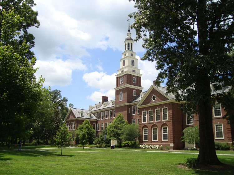Berea College in Berea, Kentucky, named for the open-minded city in Macedonia where Paul and Silas took refuge from all the trouble they caused in Thessalonica. The Christian, nonsectarian liberal arts college was founded by abolitionists five years before the U.S. Civil War to serve men and women of all races; no tuition is charged because all students work to earn their keep. It has become one of the premier cultural institutions in southern Appalachia. (startclass.com)