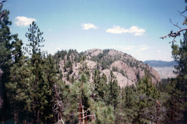 Inyan Kara in Wyoming is considered the holy mountain of the Lakota people. If the idea of a sacred mountain seems pagan to you, consider that the Bible has its holy mountain too, called Mt. Zion. (Wikipedia)