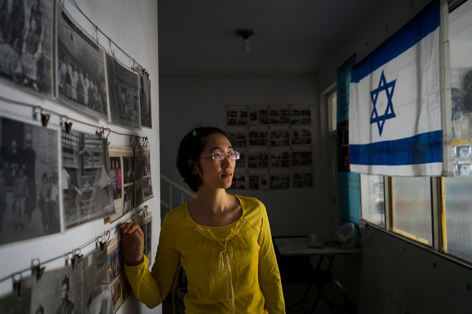 """Chinese repression of religion remains severe and seems to be growing worse for Jews in Kaifeng. The government, ever wary of """"unapproved religions"""" and """"foreign influence,"""" has cracked down on the small Jewish community who have resided there for a thousand years. The government has banned Jews from meeting for Passover or rebuilding an ancient synagogue, while it has destroyed old relics and removed all signage noting the historic existence of Jews. This comes after the government shut down Buddhist monasteries in Tibet and knocked crosses from atop hundreds of churches. China will never be a modern nation without freedom of religion, because you can't control what people think. (Adam Dean/The New York Times)"""