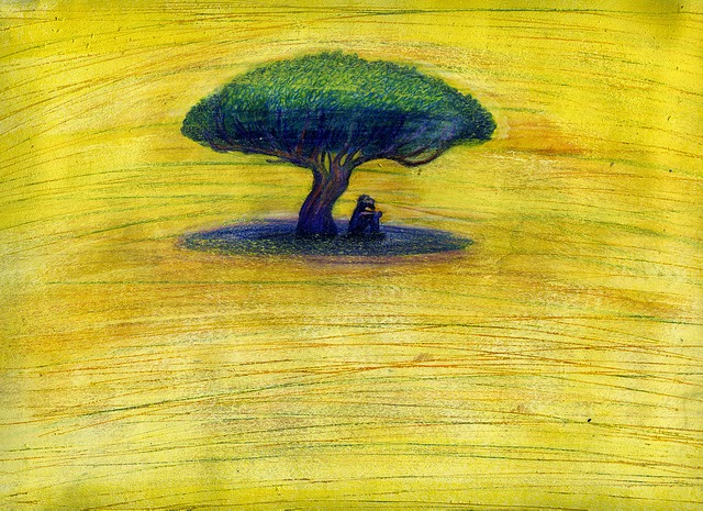 Jonah and the Bush: poor me. (Living the Lectionary blog)
