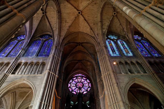 Notre-Dame de Rheims, France (Rebecca Marshall/The New York Times)