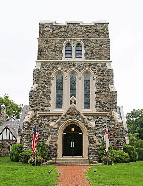 St. Luke's, East Hampton, New York (source unknown)