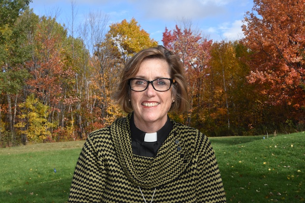 Archdeacon Anne Germond is the surprise winner of the election for Bishop of Algoma, Ontario. She wasn't nominated, didn't attend the candidates' walkabouts, didn't make a video or fill out a questionnaire; she doesn't have a seminary background, didn't become a priest the usual way – indeed, she was named short-term incumbent of Church of the Ascension, New Sudbury, while still a layperson, having already performed most of the volunteer jobs in the parish. But once she took over, the church started to soar; the small congregation grew, added a parish hall, became younger and more diverse. So maybe it wasn't such a surprise that she was nominated from the floor of diocesan synod and won election on the sixth ballot. Pending approval from the bishops of the ecclesiastical province, she will become the first female and XI Bishop. (via Anglican Journal)