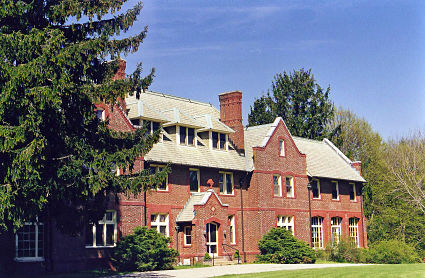 St. Marguerite's Retreat House of the Community of St. John Baptist in Mendham, New Jersey. (convent photo)