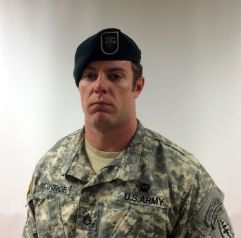 Staff Sgt. Kevin J. McEnroe had finished two years at the University of Colorado when he decided to enlist in hopes of becoming a Green Beret and making a difference. He was serving his second tour and loved fashion, travel and playing his guitar.