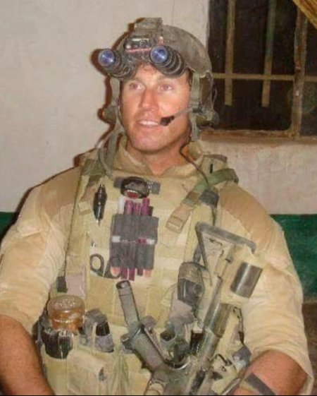 """A 42-year-old Navy sailor whose many decorations included the Bronze Star has been identified as the first member of the American armed forces to be killed in combat in Syria, the Defense Department said on Friday. Senior Chief Petty Officer Scott C. Dayton of Woodbridge, Va., was assigned to a bomb-disposal unit based in Virginia Beach, the Pentagon said. He was killed by an improvised bomb on Thanksgiving Day in northern Syria, where 300 Americans have been helping to organize an offensive against the Islamic State. In a statement the Dayton family said, """"Scott was so dedicated to the Navy and truly loved what he did for his country."""""""