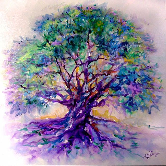 Marcia Baldwin: The Tree of Life
