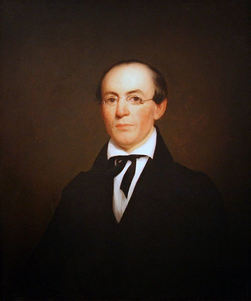 Nathaniel Jocelyn, 1833: William Lloyd Garrison. His newspaper The Liberator became the dominant voice in the U.S. anti-slavery movement, demanding emancipation without payment to the slave owners. In 1835 he was jailed to keep an angry mob from attacking him. But he kept publishing until Emancipation and the end of the Civil War; he later became a prominent supporter of women's suffrage.
