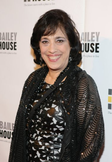 """Gina Quattrochi has died, an American labour lawyer with the New York State Nurses' Association, who became alarmed by all the friends she lost to AIDS in the 1980s, joined the board of the AIDS Resource Center, and established Bailey House in New York City to provide housing for them, the first such agency in the USA. She became its director, served for 25 years, and grew its budget to $18 million and its caseload to 1800 persons. She was especially effective in persuading policymakers that a lack of services like housing and case management led to more infections, and spurring them to action. She died of multiple myeloma at age 63. In a 2008 interview she said, """"The epidemic still rages in many parts of the country, including New York City, and all over the world."""" (Bennett Raglin/Wire Image)"""