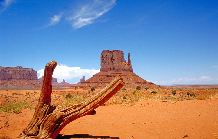 For the beauty of the Earth: Monument Valley, Utah (Wikipedia)