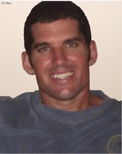 """Chief Special Warfare Operator William """"Ryan"""" Owens, 36, of Peoria, Illinois, was killed 29 Jan. during an information-gathering raid on al-Qaida militants in Yemen that left six more troops killed or injured. He had served in SEAL units on the East and West Coasts since 2003, and had been promoted to chief petty officer in 2009. He was highly decorated, earning three Bronze Stars, two with combat """"V"""" device, and two Joint Service Commendation Medals with combat """"V"""" device. Owens had been eligible for the fiscal 2018 active-duty senior chief selection board, due to convene in April. But after his death, the Navy approved an exception, allowing him to be promoted, effective the day he died. Defense Secretary Jim Mattis said, """"Ryan gave his full measure for our nation, and in performing his duty, he upheld the noblest standard of military service."""" The commander of Naval Special Warfare Command, Rear Adm. Tim Szymanski, also paid tribute: """"Ryan was an exceptional SEAL – an experienced warrior and a highly respected teammate who served silently, nobly and bravely through several combat deployments."""" (U.S. Navy)"""