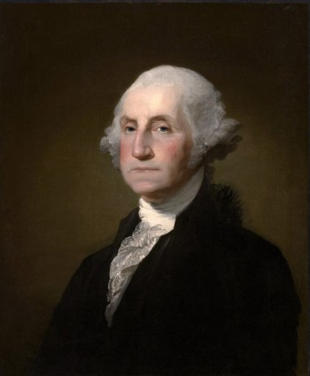 Today is Presidents Day in the United States and, in some parts of Canada, Family Day or other provincial holiday. George Washington, the first U.S. president, was an Episcopalian and worthy fellow; other presidents have not been. This painting by Gilbert Stuart is known as the Williamstown Portrait.